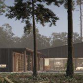 Komorebi vrijstaande gezinswoning | Eustace Architecture | Exterieur 1