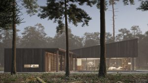Komorebi vrijstaande gezinswoning | Eustace Architecture