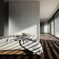 Komorebi vrijstaande gezinswoning | Eustace Architecture | Interieur Slaapkamer