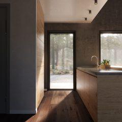 Komorebi vrijstaande gezinswoning | Eustace Architecture | Interieur Keuken