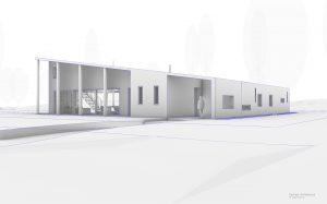 Komorebi vrijstaande gezinswoning | Eustace Architecture | Exterieur 3D 02