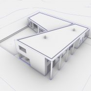 Komorebi vrijstaande gezinswoning | Eustace Architecture | Exterieur 3D 03