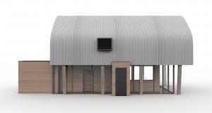 Onderdak - vrijstaande woning - 02 - Jos Blom architect
