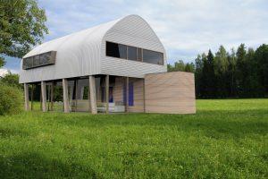 Onderdak - vrijstaande woning - comp 1 - Jos Blom architect